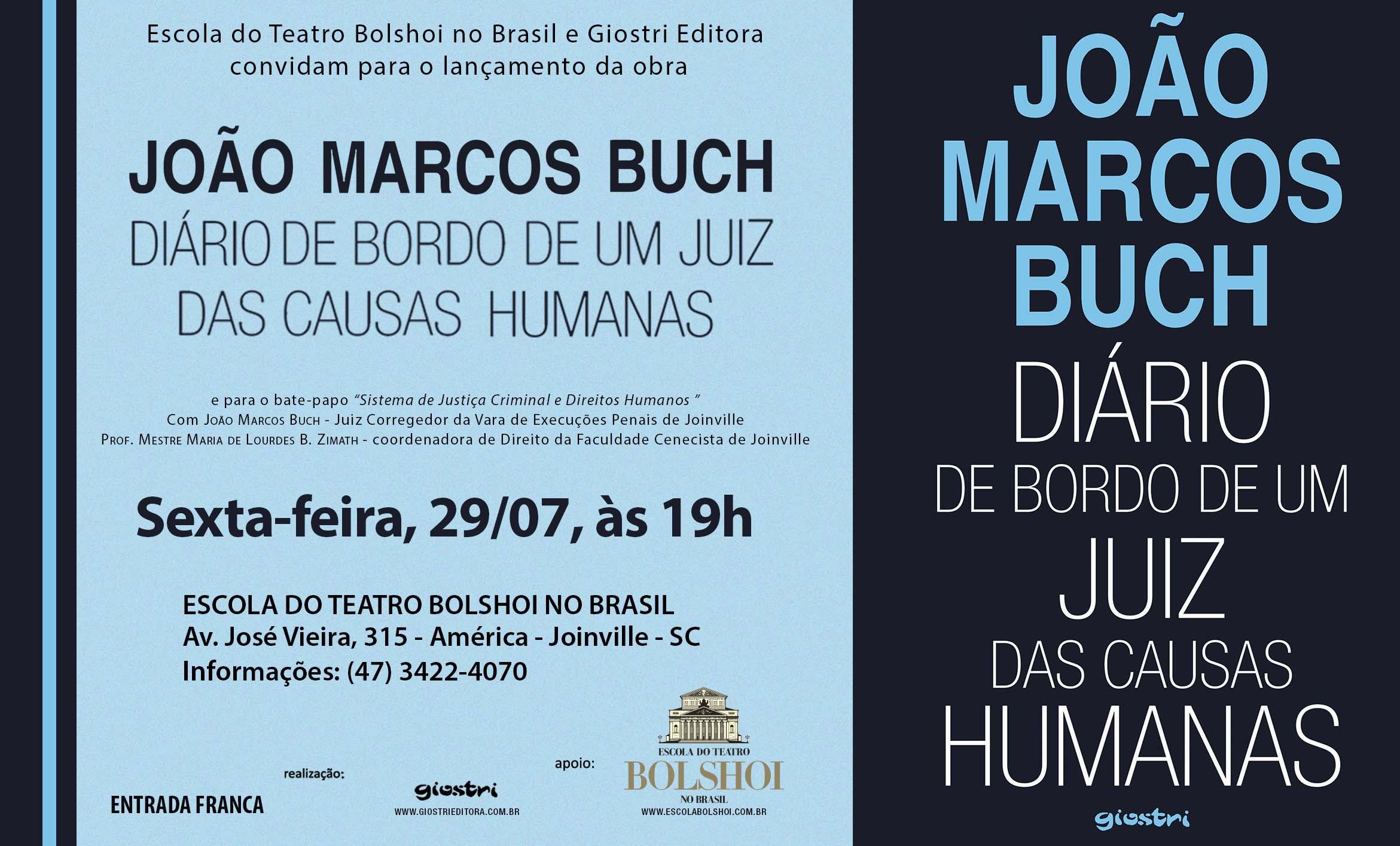 Convite_Jo+úo_Marcos_Buch_Di+írio_de_bordo_de_um_juiz_das_causas_humanas_29-07_SC